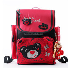 Children spine protection rucksack bags for kids backpack