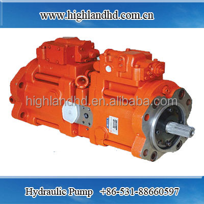 China high quality High Land K3V diesel engine pump hydraulic pumps