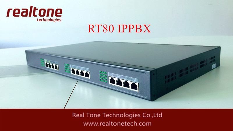 Hot! All in one IPPBX System with 12FXS+12FXO port
