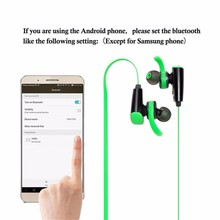 T622 Cheap Bluetooth 4.0 Sport Wireless Stereo Earphone,Bluetooth Headphone