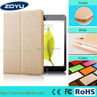 For ipad Mini2 case PU+PC material tablet cover for ipad Mini3 leather case