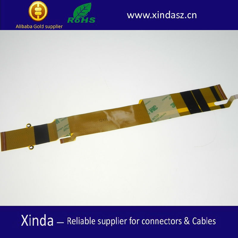 Customized /ODM Shielded Cable Folded & Pre-formed Cable Cable assembly to potted to circuit