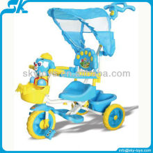 2012 hot New Fashion Baby Car Children Car 3 wheel children car with light and music