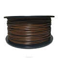 Dimensional Accuracy +/-0.02mm 2.2 LBS 1KG Spool ABS Coffee color 1.75 mm 3D Filament for Most 3D Printer 3D Printing Pen