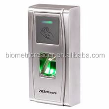finger print gate access control MA300 from ZK teco