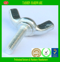 Special M4*22 Butterfly wing nuts bolts screw