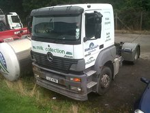 2003 mercedes benz actros 1840 4x2 tractor unit