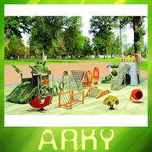 The children's outdoor physical training recreational equipment