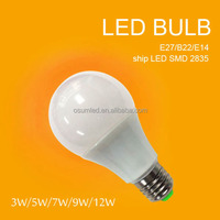 quality 24v 5 way led light bulb high power dome UL cUL CE bulb incandescent light bulbs replacement with 3 year