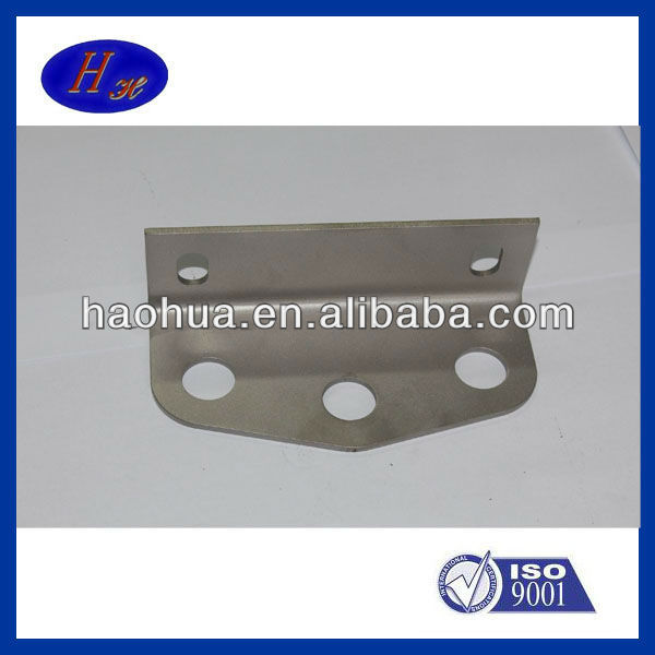 Customized Fabrication Service Zinc Plated Stamping Part