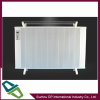 electric heating radiant white infrared panel heater