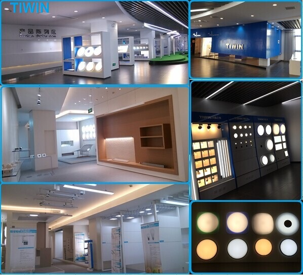 Tiwin 22w 220 240vac white 3000k ceiling light modern for for Living room 2700k or 3000k