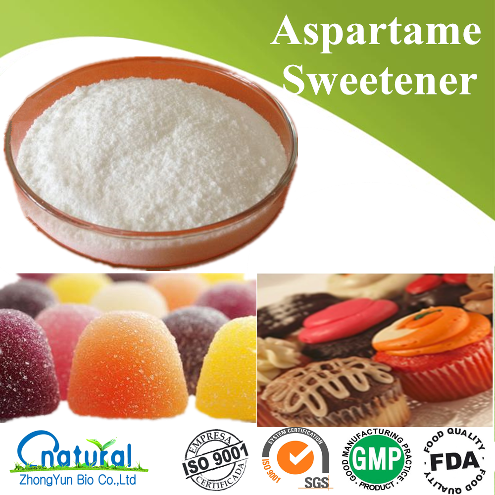 GMP Manufacturer Supply Bulk Aspartame Sweetener