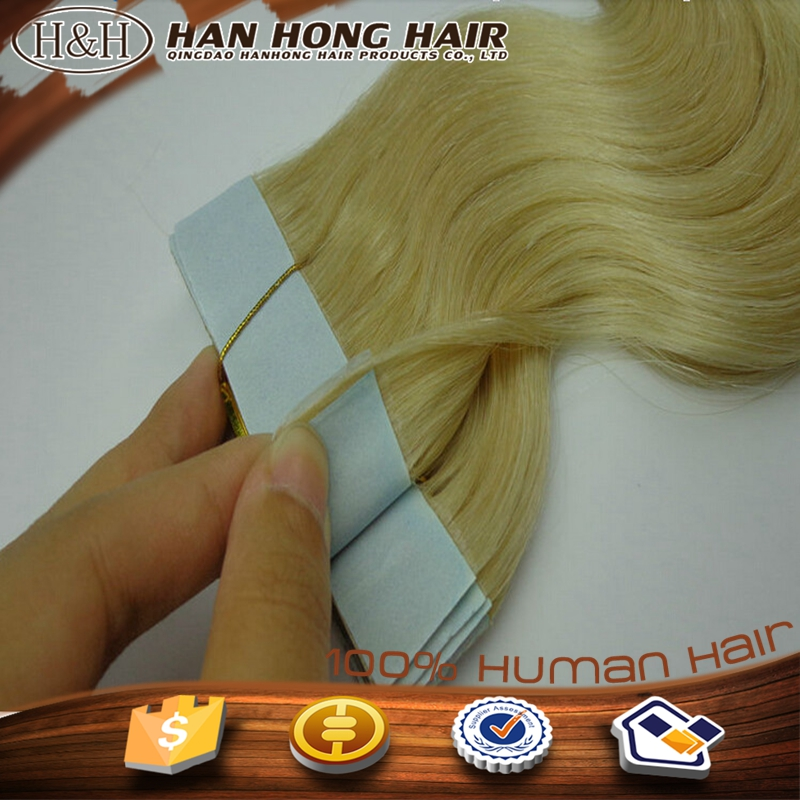Ali <strong>Trade</strong> Assurance Paypal Accepted Big Discount Tangle Free Soft Smooth PU Skin Weft Tape Remy Hair Extensions