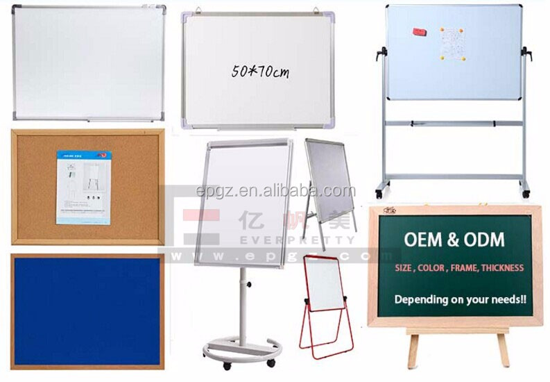 High Quality OEM School Classroom Writing Board Magnetic Erasable Whiteboard