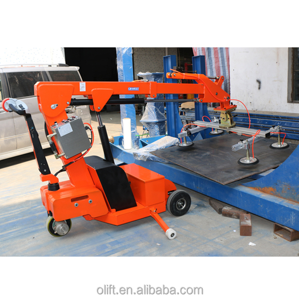 New type battery/electric/motorized vacuum glass lifter lifting glass lifter with CE ISO ect certificate