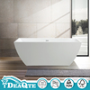 Acrylic Alcove Freestanding Square Bathtubs and Shower Enclosures