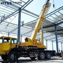 ISO9001 Low cost prefabricated cheap steel structure warehouse building