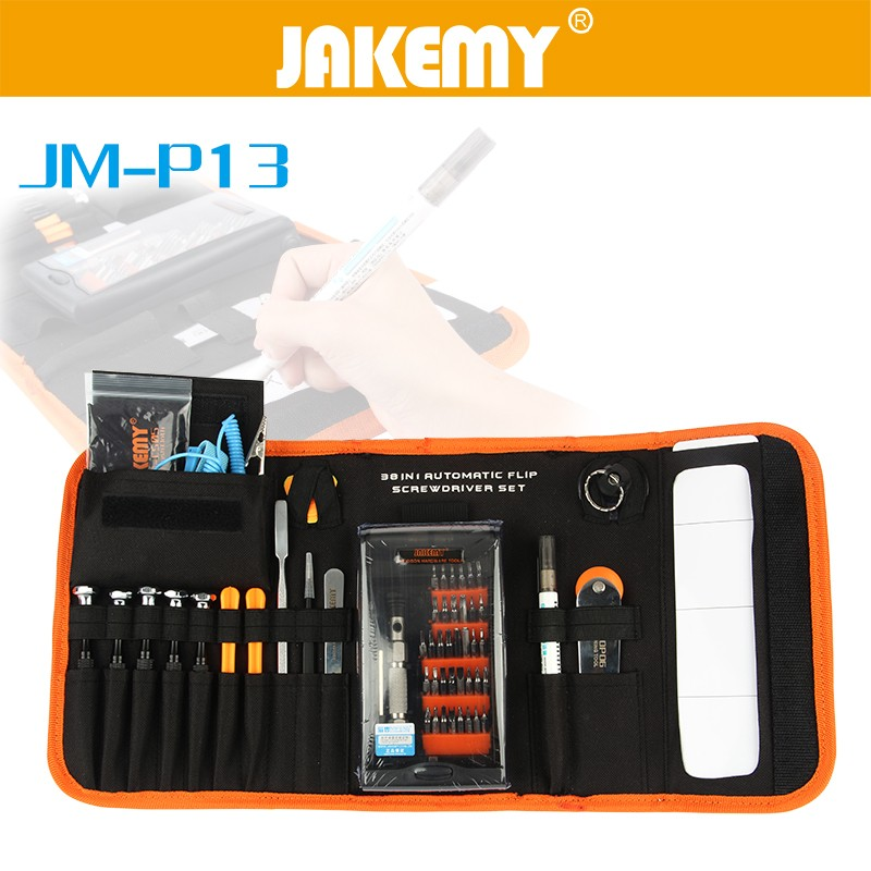 High quality anti-static wrist strap adjusted lcd repair tool box sets electrician tool bag