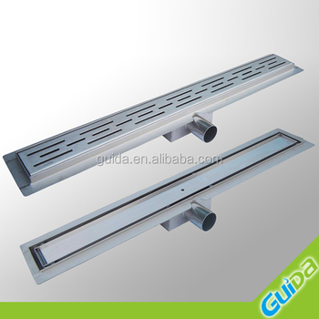 900mm Long Watermark Approved Shower Grate
