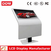 "Promotional price 42"" 1080P LED backlit kiosk lcd monitor interactive touch screen kiosk oem touch screen lcd display"