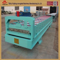 Building Metal Steel Trapezoidal Roofing equipment made in China