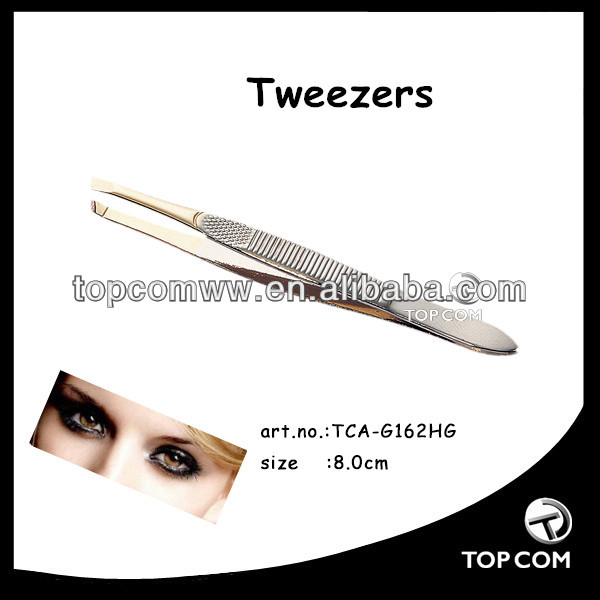 special shape stainless steel tweezers