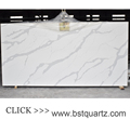 Calacatta White Artificial Quartz Stone Slabs