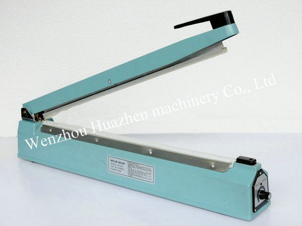 hand l-clip carton sealer food packaging machine small type hand sealer 500MM hand punch machine