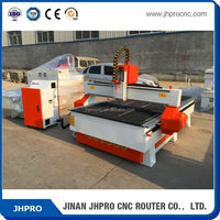 3D Wood Carving CNC Router Machine 1300*2500m, Furniture Marking Equipment
