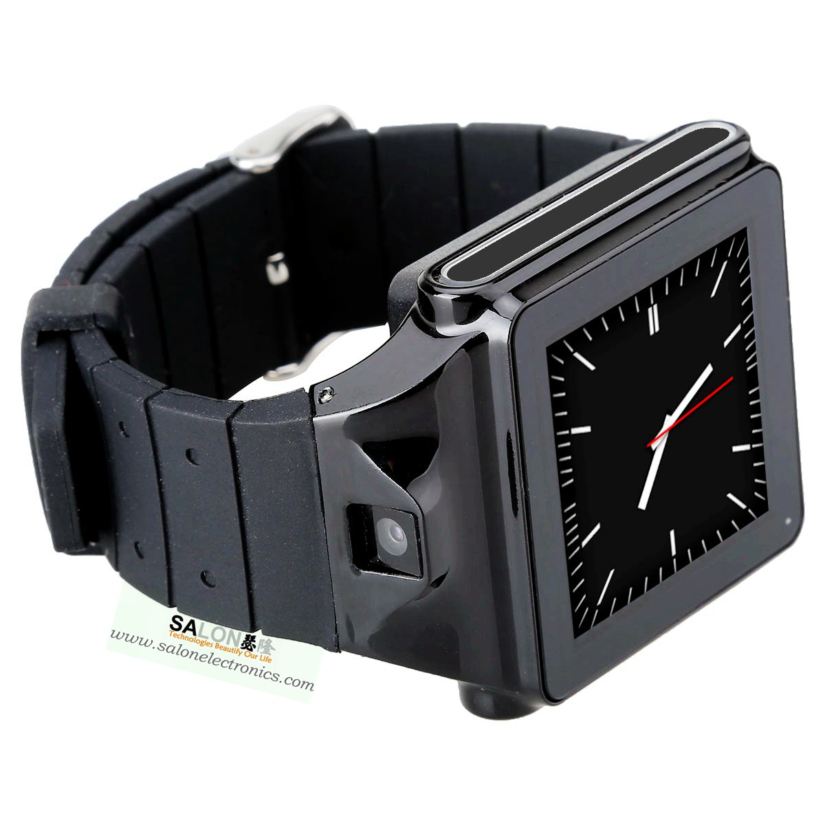 Android4.04 MTK6577 GSM GPS Bluetooth4.0 WiFi 5MP Camera 2014 Latest Wrist Watch Mobile Phone