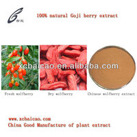 goji berry extract powder 20% 40%