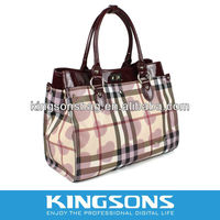 2012 new design leather lady bag with high quality