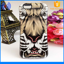 Wild Animal PC Silicone Products For iphone 6 s, Stylish Mobile Cases For iphone 6s
