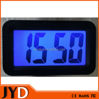 JYD-DAC06 New Cheap Silicone LED Desktop Alarm Clock, Can Be Customized For Promotional Gifts