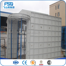 Support Beams For Construction Aluminum Alloy Materials Steel Frame Formwork