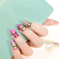Wholesale Nail Art Decoration Finger Nail Accessories Nail Stickers
