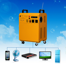 Factory 500W off-grid 220V Inverter 12V 75AH Solar Power Energy Home System with blue tooth speaker