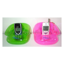 Min sofa shape ring holder inflatable cell phone holder