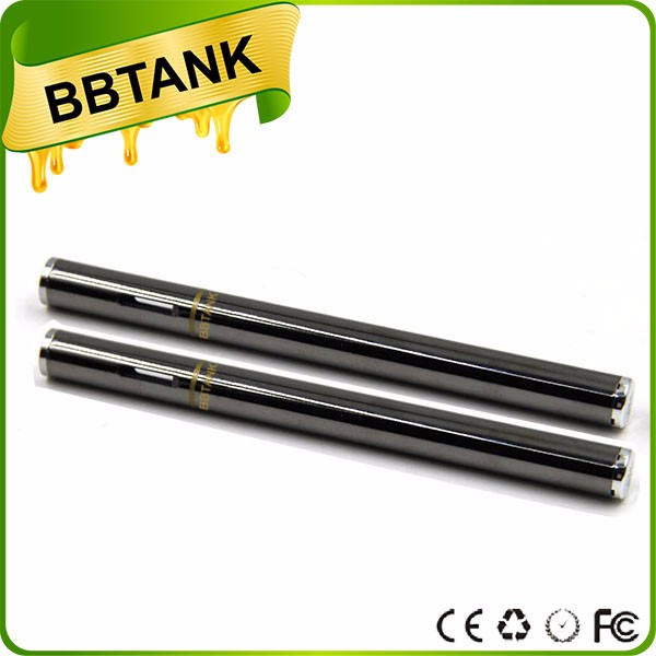 Disposable BBTank C1 Vaporizer Pen with empty 510 oil cartridge wickless/ shatter tank electronic cigarette for oil