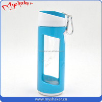 MY-G09 glass bottle manufacturers hot selling in usa blue sky color