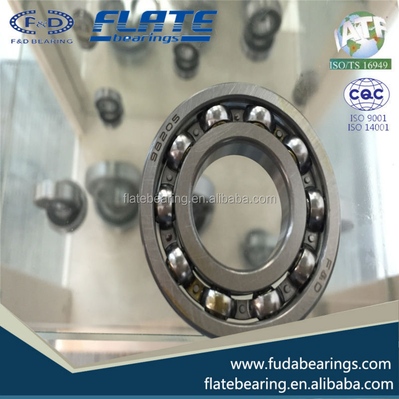 Bearing Business for Deep Groove Ball Bearing 62302 15x42x17 Roller Bearing
