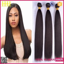 Fashion 2015 best selling products brazilian hair mink yaki hair