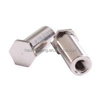 used in water heater ,precision metal hexagon bolt