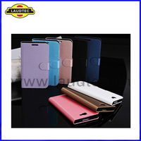 Stylish Wallet Leather Case for Samsung Galaxy Note 2 N7100,Stand Cover --Laudtec