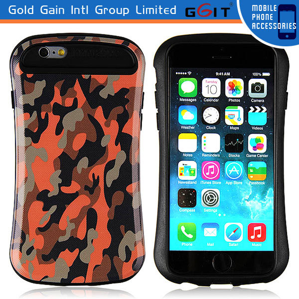 Cheap Accessory Mixed color Mobile Phone Case Cover for iPhone 6