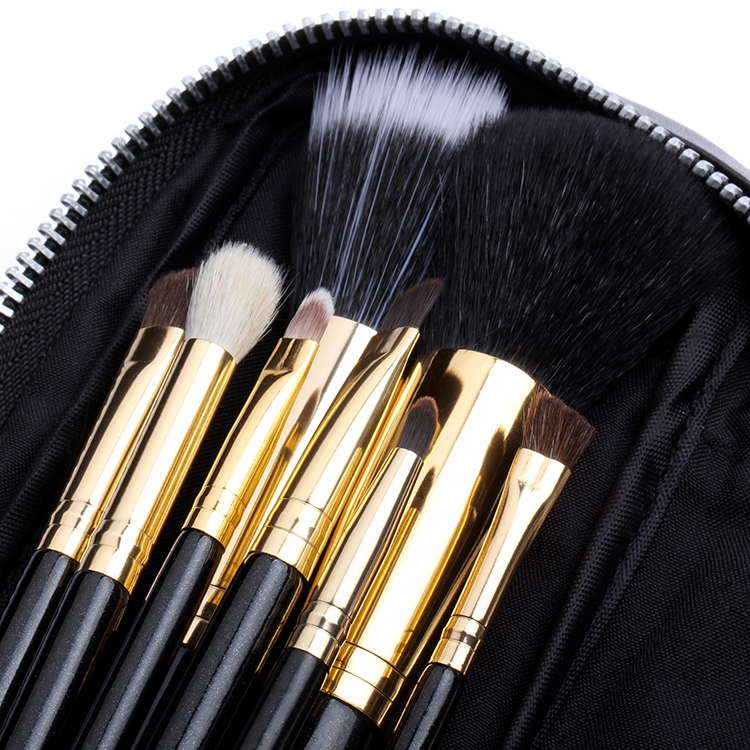 Factory Price Professional Goat Hair 12pcs Makeup Brushes Maquillaje Makeup Brush Set