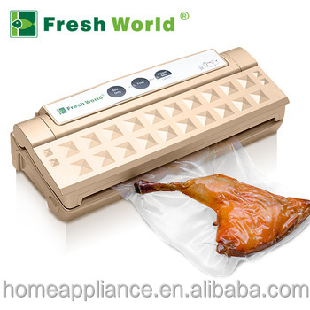 Fully automatic household electrical appliance foodsaver best price and good vacuum sealer