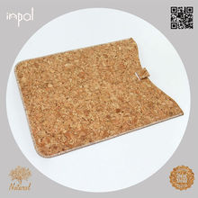 hot selling for ipad mini new product slim cork funky hard cover