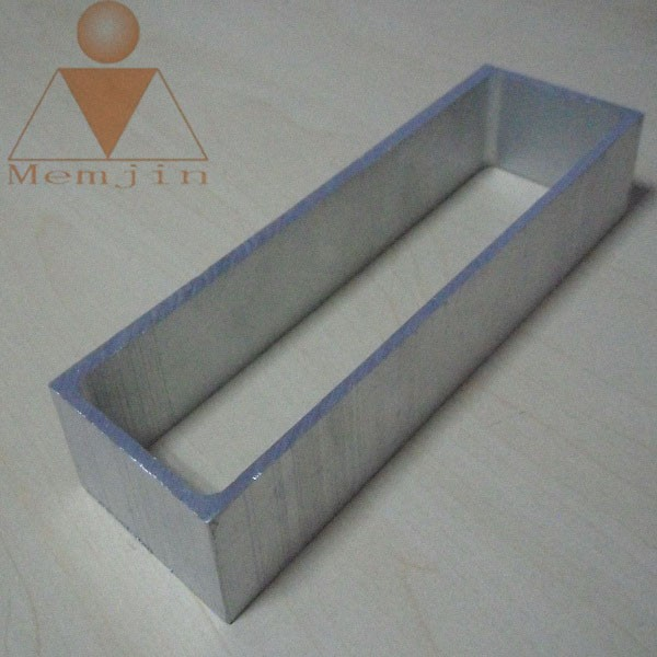 Custom Wood Die Extruded Aluminium Extrusion Profile Parts In China